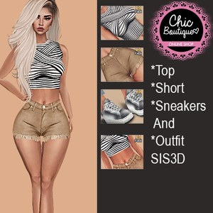 CHIC- 030 Outfit