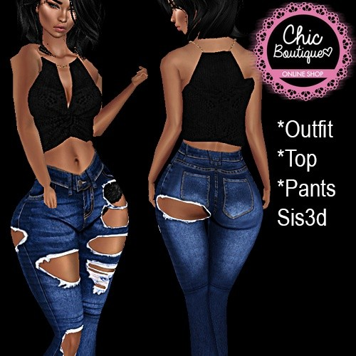 Chic-015 Outfit