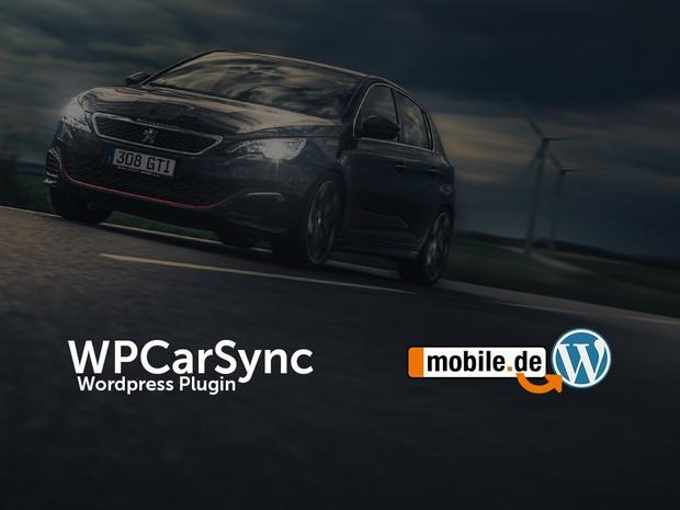 WPCarSync Wordpress Plugin