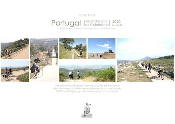 REDE NACIONAL DE CICLOTURISMO - Road Book 2020 - Português