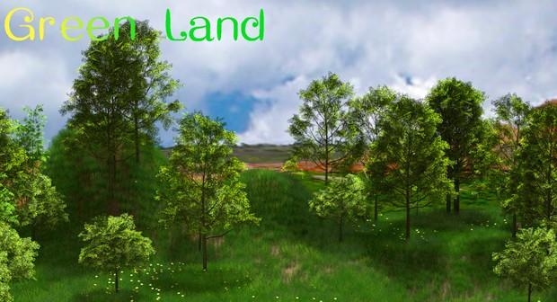 green_land v0 1 3(windows x64 only) of blender addon