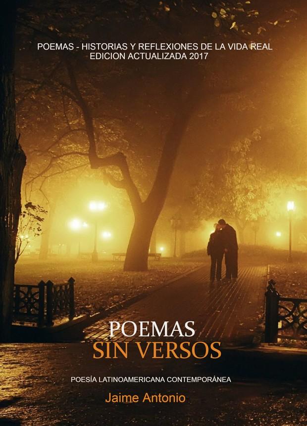 Poemas sin Versos - Jaime Antonio -Ebook-Poesía-poemas de amor