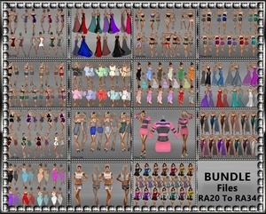 *With Resell*- RA20 - RA34 Bundle -*Limit 4*
