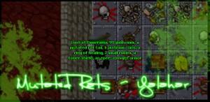 [MS] Mutated Rats + Task Maker - Yalahar