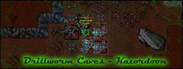[EK][FACC/PACC] Drillworm Caves - Kazordoon