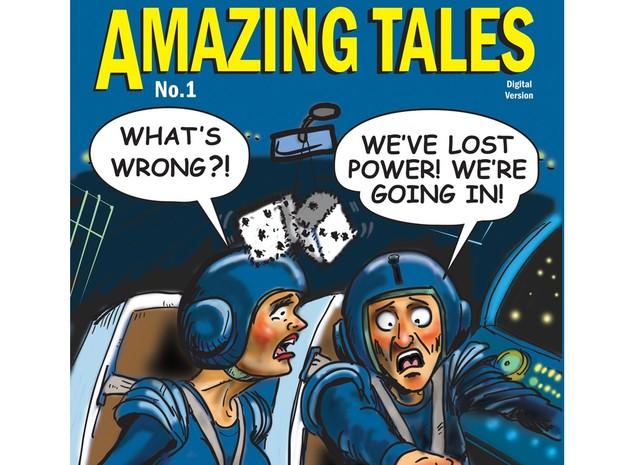 Amazing Tales #1