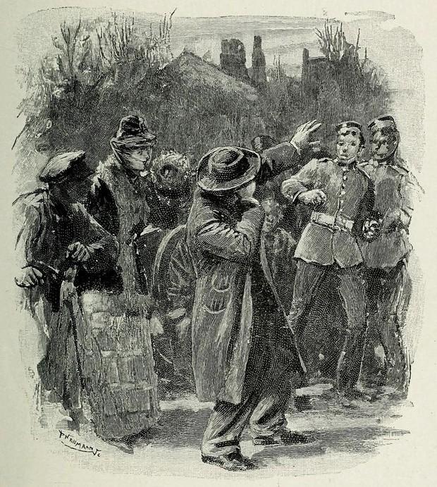 Audiolibro : Las Aventuras de Sherlock Holmes 4 : Un escándalo en Bohemia