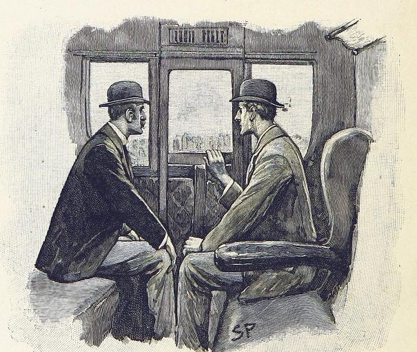 Sherlock Holmes : Aventuras : La casa vacía