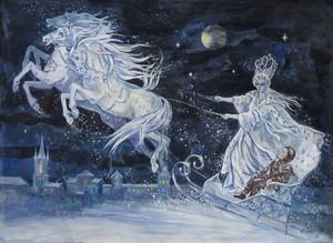 Audiolibro: La reina de las nieves