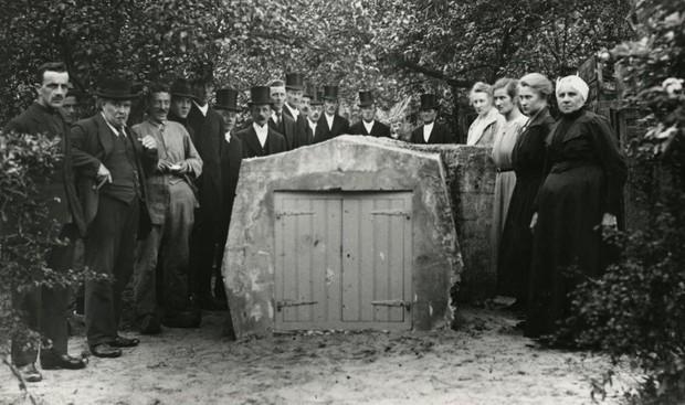 Audiolibro: En la cripta