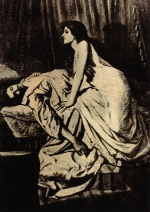 Audiolibro: La muerta enamorada