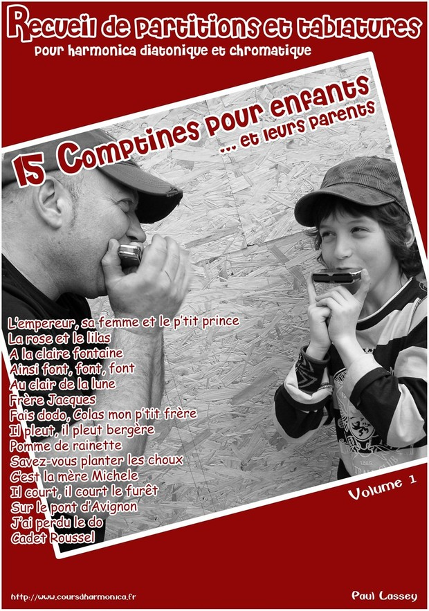 15 comptines pour enfants