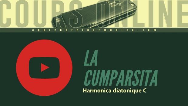 La cumparsita - Harmonica diatonique C (argt Paul Lassey)