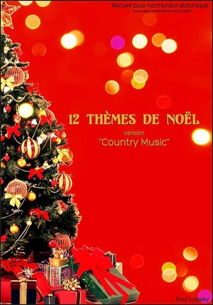 12 thèmes de Noel version country