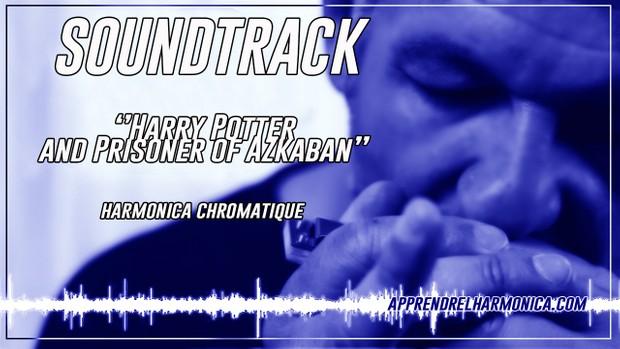 Harry Potter and Prisoner of Azkaban - Harmonica chromatique