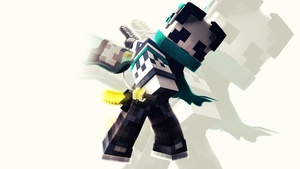 Minecraft Lightroom