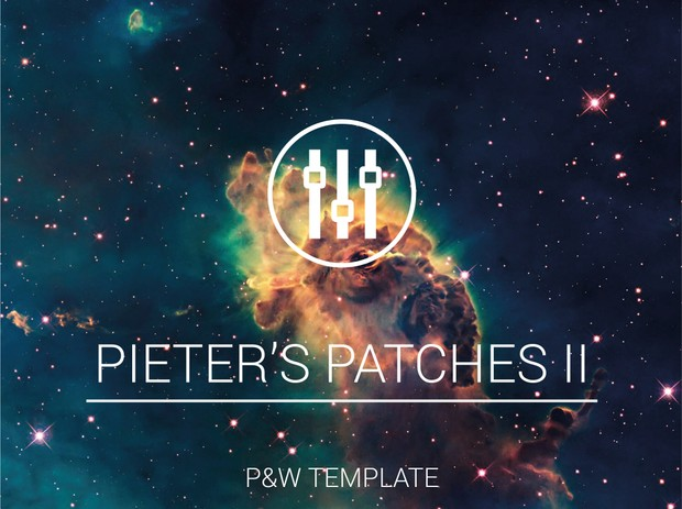 Pieter's Patches Mainstage 3 Vol 2.0