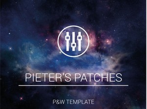 Pieter's Patches Mainstage 3 Vol 1.1