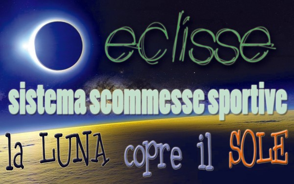 eclisse: sistema scommesse sportive a doppia copertura