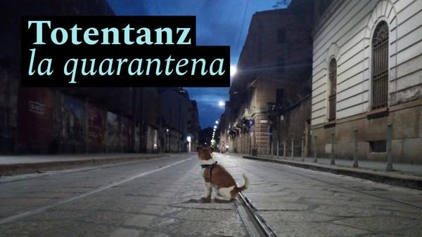 Crowdfunding: Sostieni IL LIBRO Totentanz - la quarantena