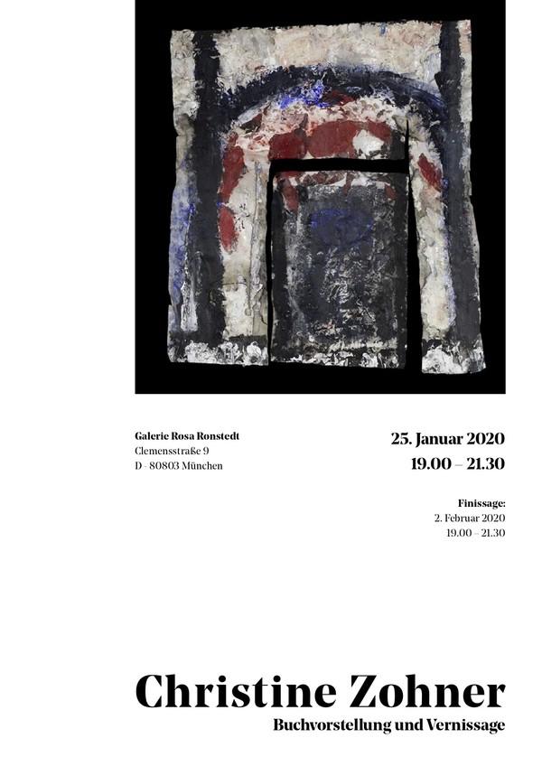 Libro d'arte CHRISTINE ZOHNER