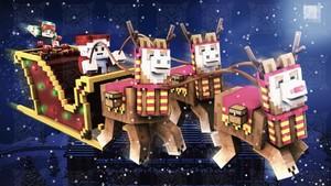 GFX Wallpaper - Santa's Mission