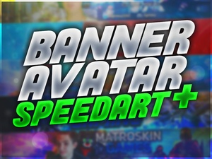 Custom Youtube Banner+Avatar+Speedart