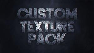 Texture Pack by Seanarts - חבילת טקסטורות