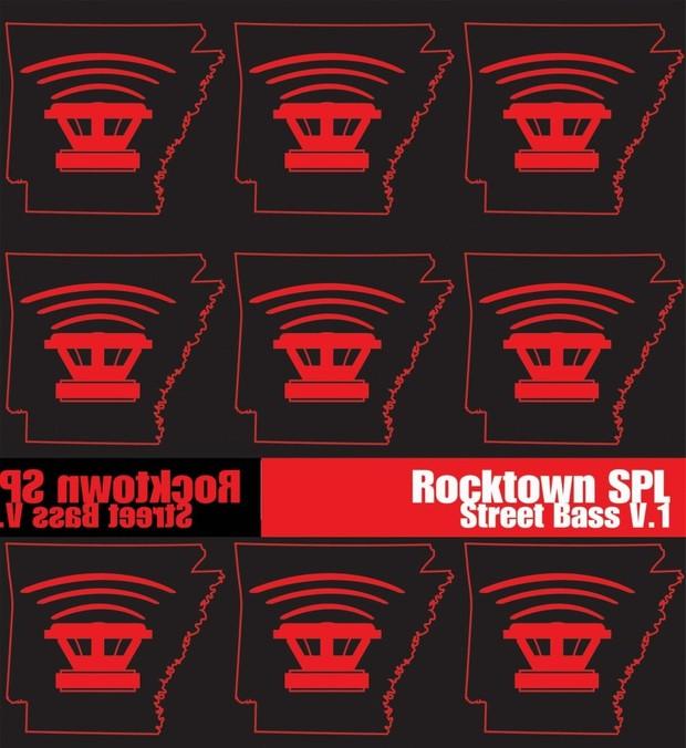 Rocktown SPL - Street Bass v.1 (mp3 album)