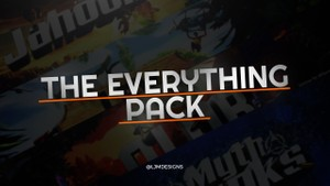 The 'Everything' Pack By LJM