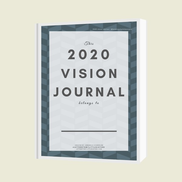 2020 Vision Journal