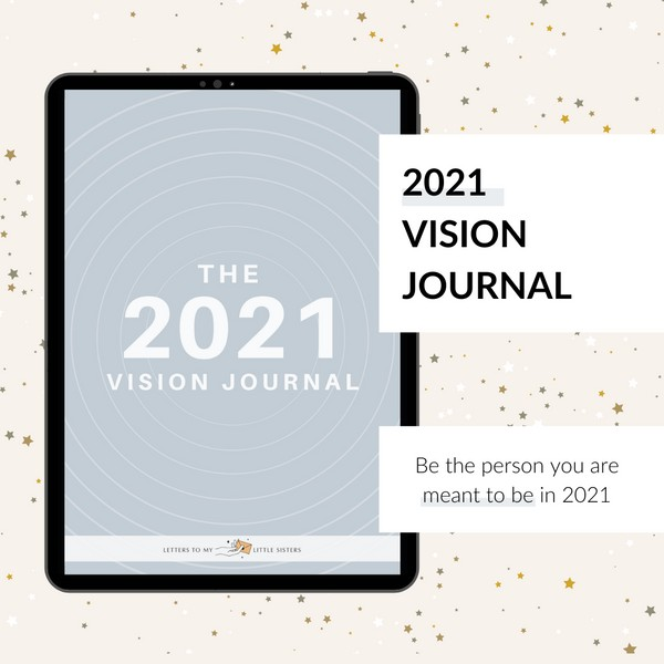 2021 Yearly Reflection Journal (Digital)
