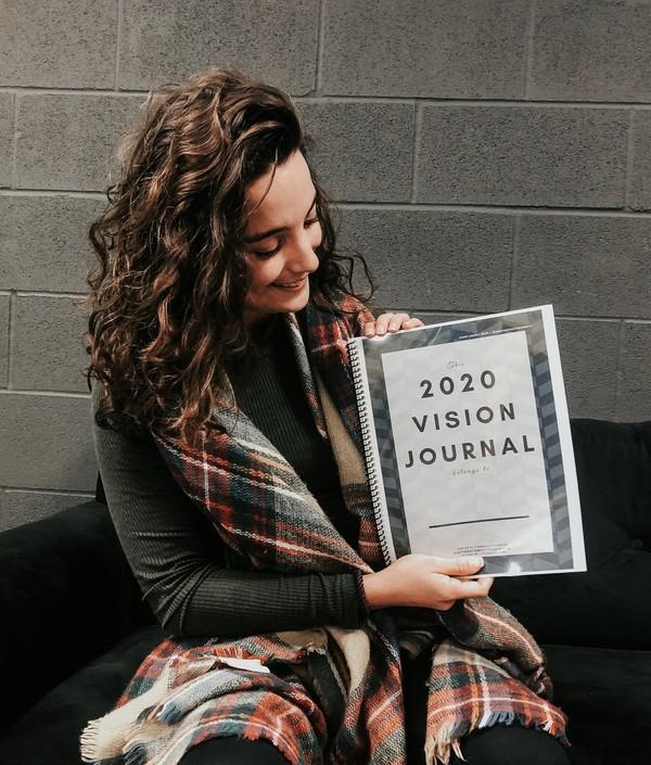2020 Vision Journal