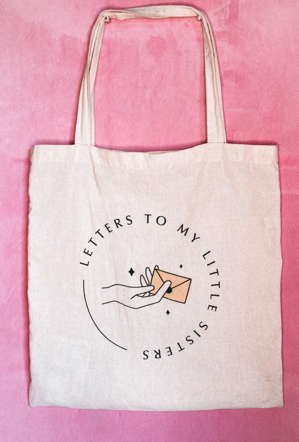 Letters Tote-Bag