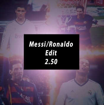 Messi and Ronaldo Project File