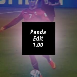 Panda Ronaldo Edit