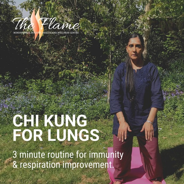 Chi Kung for Immunity & Respiration (Beginners)
