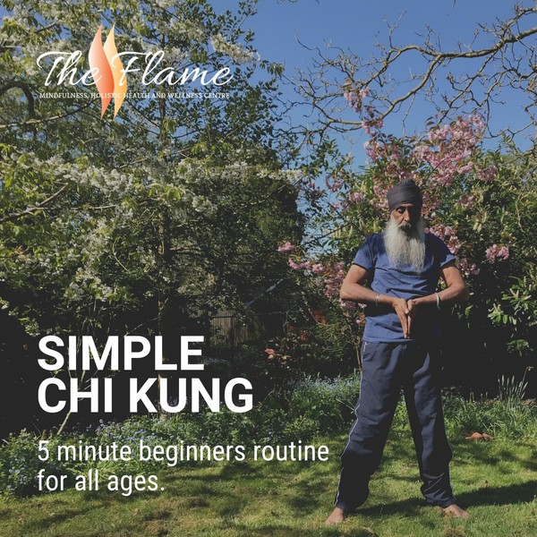 Simple Chi Kung for all (Beginners)