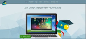 Get Android in your PC