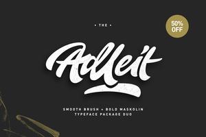 Adleit Script - Demo