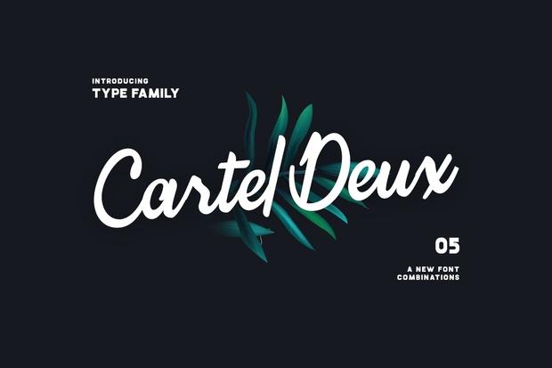 Cartel Deux - Sharp Style (Free Demo)