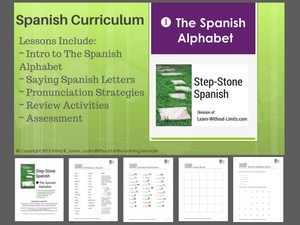 Lesson Plans: Spanish Alphabet
