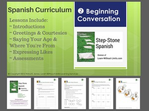 Lesson Plans: Spanish Conversation