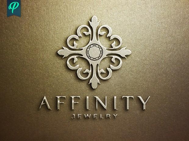 Affinity - Jewelry Logo Template