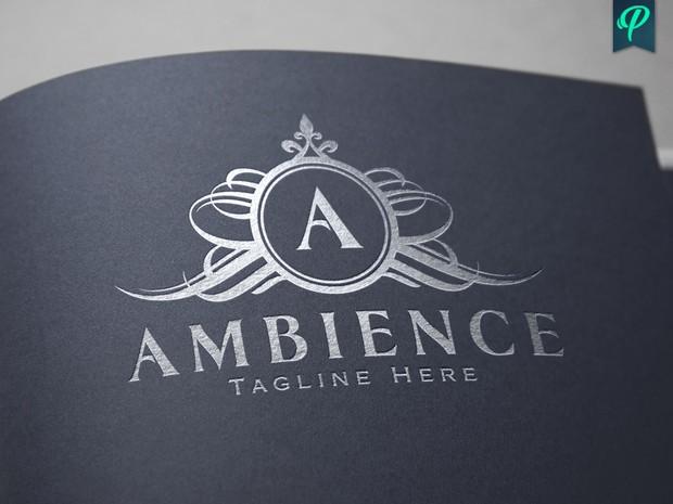 Ambience - Elegant Logo Template
