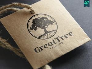 GreatTree Logo Template