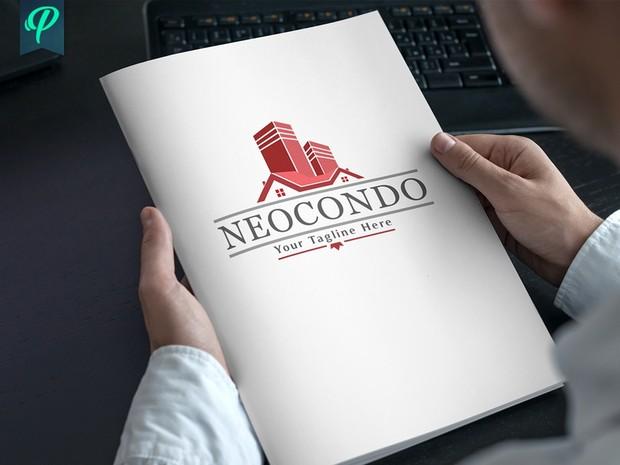 Neocondo - Real Estate Logo Template