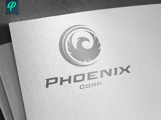 Phoenix - Company Logo Template
