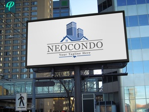Neocondo - Real Estate Logo Template