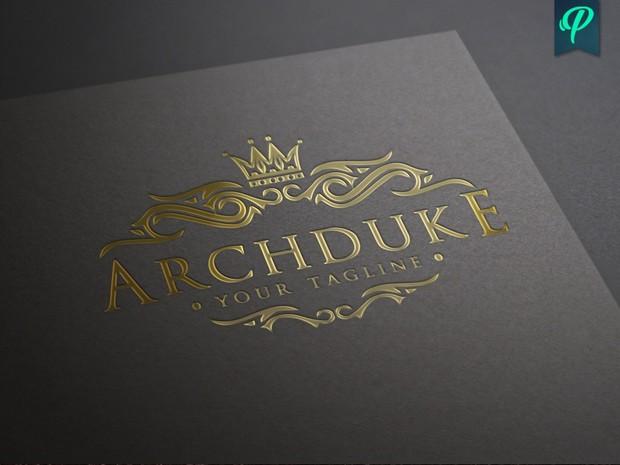 Archduke - Luxury Logo Template